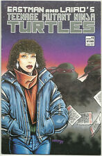 Teenage Mutant Ninja Turtles #11 FN/VF Jun 1987 1st print Mirage Eastman Laird's