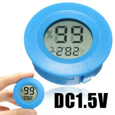 Mini Digital Lcd Thermometer Hygrometer Humidity Temperature Meter Fridge Tester