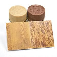 DIY Airbrush Schablone Holz Textur Ätzblatt Set für 1/32 1/35 1/48 Modelle