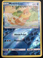 Carte Pokemon MUSTEBOUEE 22/73 Reverse Soleil et Lune 3,5 SL3.5 FR NEUF