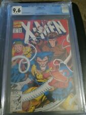 X-Men #4 (1992) CGC 9.6 White Pages (First Appearance of Omega Red)