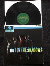 The Shadows - Out Of The Shadows MONO Vinyl LP 33SX 1458 1962 Green 1st Press