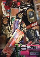 WHOLESALE ASSORTED COSMETICS Lot 50 Pieces -MAYBELLINE LOREAL NYX ~ RESALE