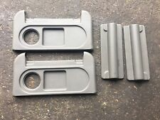 LAND ROVER DISCOVERY 2 TD5 V8 REAR JUMP SEAT 7 Seat REAR PANEL TRIM CUP HOLDERS