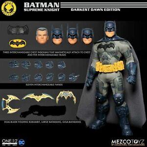 Mezco Exclusive Batman Darkest Dawn Edition MDX Supreme Knight IN STOCK!
