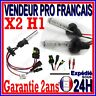 2 AMPOULE AU XENON H1 6000k 35W 55W POUR KIT HID 12V LAMPE FEU PHARE DE RECHANGE