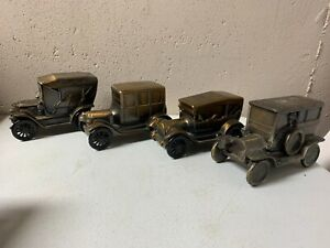 Bronze Collectible Vehicle Piggy Banks For Sale Ebay