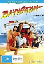 Baywatch Season 2 on 6-Disc Collector's Ed, David Hasselhoff, Pamela Anderson