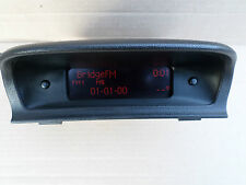 Peugeot 307 MK1 Multi-Function Display Screen Clocks Genuine 9649090377 B00