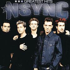N Sync : Greatest Hits Pop 1 Disc Cd