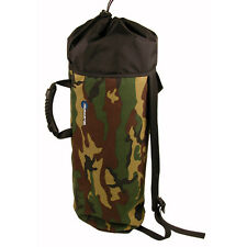 BlueWater Ropes #4 Rope & Gear Bag - Woodland Camo