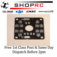CC3D Flight Controller Mini Power Distribution Board PCB 2 switch to control LED