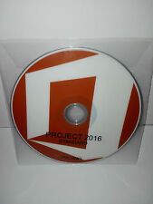 DVD - OFFICE PROJECT 2016 STANDARD - 32/64 BIT FULL - ITALIANO (MICROSOFT)
