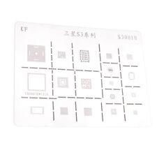 BGA Template Stencils for Samsung S3/i9300 Phone Reballing