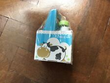 ELC Crate of Milk Two Bottles in a Cardboard Crate New