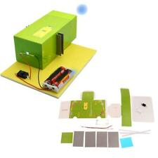 DIY Assembly Paper Slide Projector Model Science Experiment Kit Play Learn