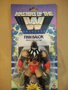 WWE MASTERS of the UNIVERSE FINN BALOR EXCLUSIVE Action Figure MOTU Wrestling