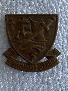 Insigne Militaire Arthus Bertrand Commandos Marine