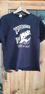 T-Shirt THE COFFINSHAKERS Psychobilly Oi Punk Rockabilly Horror