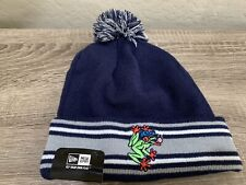 Everett AquaSox New Era Beanie NEW Minor League MiLB NWT Hat Cap Tree Frog