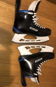 Bauer Nexus 1N Pro Stock Hockey Skates Size 10