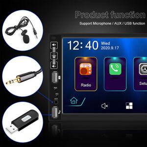 7 Inch MP5 Carplay Car Bluetooth Music Player Reversing Video All-in-one Machine