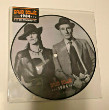 DAVID BOWIE 1984 + Live 40th Ann. 7'' 45 Picture Disc 2014 RSD NEW SEALED! RARE
