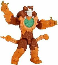 Power Rangers Ninja Steel Villain Cat O'clock Action Figure Bandai 2017