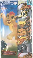 DISNEY LION GUARD PACK 7 BRIEF UNDERWEAR SET BOYS TODDLER (Size:4T)