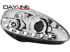 Fari DAYLINE Fiat G.Punto 05-08 chrome