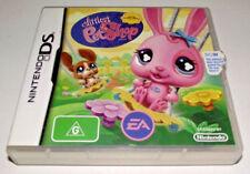 Littlest Pet Shop Garden Nintendo DS 2DS 3DS Game *Complete*