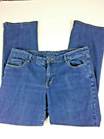 Sonoma Life+Style Mid Rise Boot Cut Women's Jeans Sz 16
