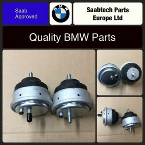 BMW 3 SERIES E46 330d - HYDRO ENGINE MOUNT 1x LEFT & 1x RIGHT NEW - 22116750109
