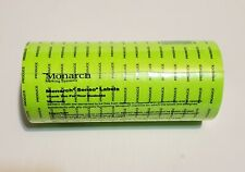 Sealed Green Monarch 1110 Store Price Tag Marking Gun Labels Stickers With Ink