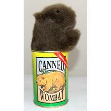 Canned Wombat Toy