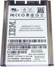 IBM TX21B1 200GB 1.8in uSATA SSD Drive 49Y6120 49Y6119 49Y6123