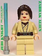 LEGO STAR WARS JEDI ZABRAK FEMALE YODA MACE WINDU GEONOSIS ARENA ARMY BUILDER