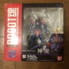 ROBOT Soul Shenfu Code Geass Robot soul Figure BANDAI from JAPAN