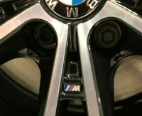Genuine BMW M Sport Alloy Wheel M Badge 36112228660 E46/E90/F10/F20/F30/F32
