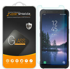 Supershieldz Tempered Glass Screen Protector Saver For Samsung Galaxy S8 Active""