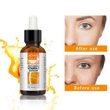 Vitamin C Serum for Face Skin Anti Aging Hyaluronic acid Whitening Facial Care