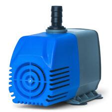 800 GPH Submersible Pump Aquarium Fish Tank Power-head Fountain Water Hydroponic