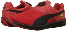 NEW MENS PUMA DISC SF SHOES - 14/EURO 48.5 - FERRARI FASHION/CASUAL SNEAKERS RED