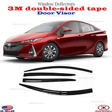 PT936-47160-01 Genuine Toyota Door Edge Guards 16-18 Prius//Prius Prime  Silver