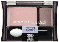 Maybelline Expertwear Eye Shadow DUO - Perfect Pastels - Pink Suede 35D