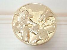 Rare Movie 2004 Pokemon Pikachu The Movie Coin Medal/656