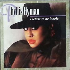 Phyllis Hyman - I Refuse To Be Lonely    CD   LIKE NEW  DB1970