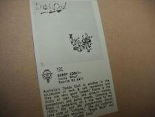 Daddy Cool original 1971 music biz Promo Album Review Daddy Who?