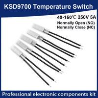 KSD9700 Interrupteur de Température Thermostat Protecteur Thermique Normalement