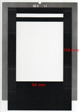 Film holder for Imacon Flextight scanners, 4''x5'' (94x119mm), with ID code
